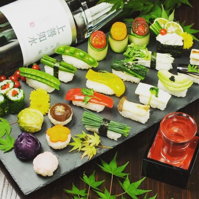 野菜寿司12カン 1,560円