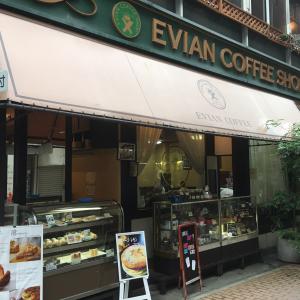 エビアン喫茶店