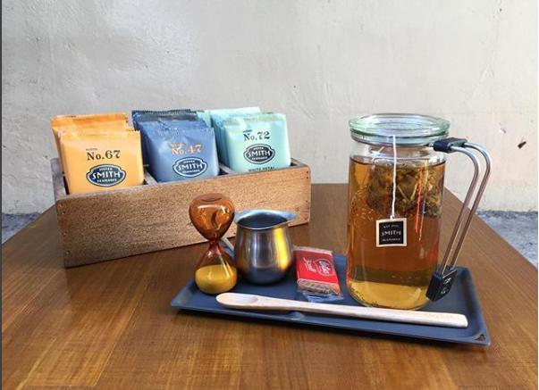 米国紅茶界のカリスマ,スティーブン・スミスティー