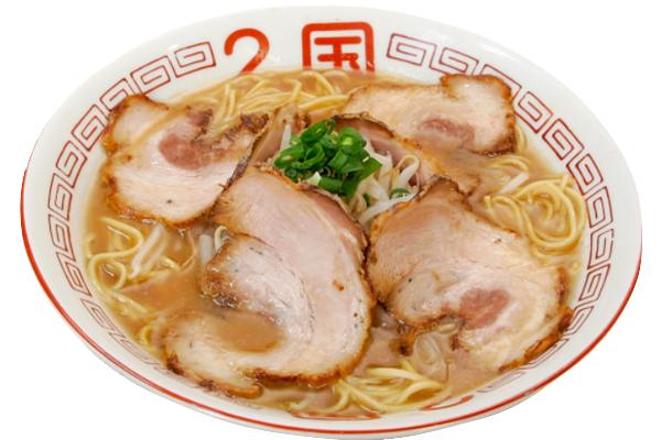 00ラーメン670円