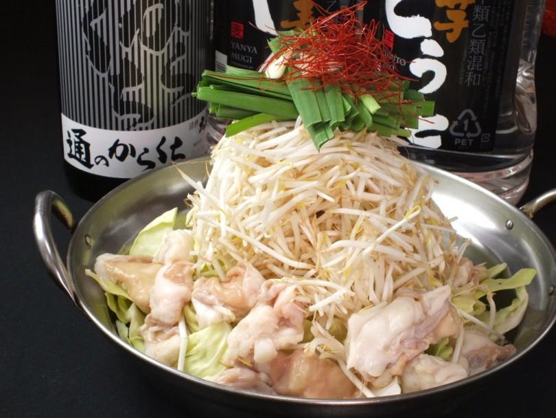 チエちゃん_もつ鍋