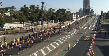 マラソン①