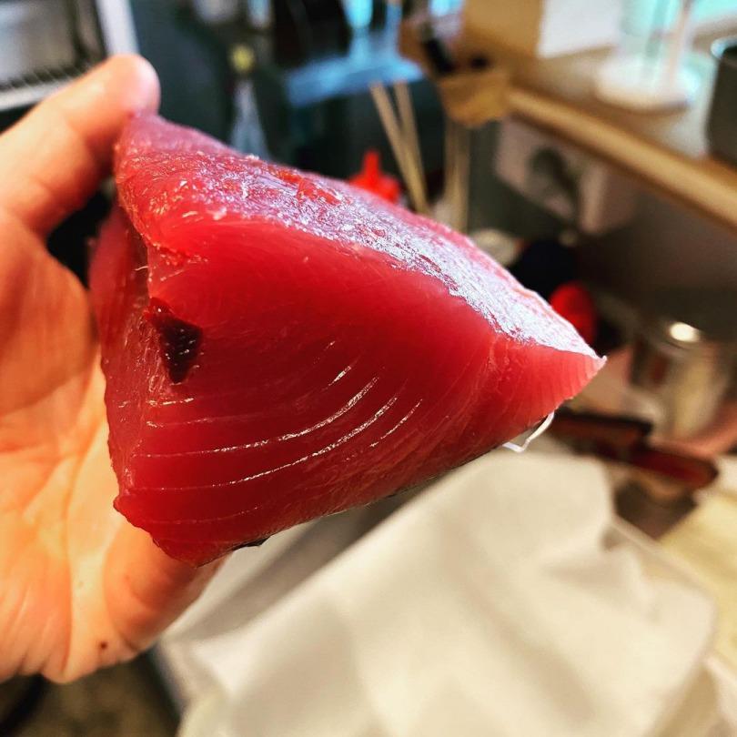 新鮮なお魚は、お刺身でも炙りでも煮物でも、どれも間違いなしのおいしさ!
