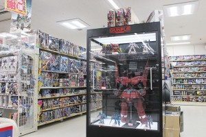 Best selection of large-sized Gundam plastic models