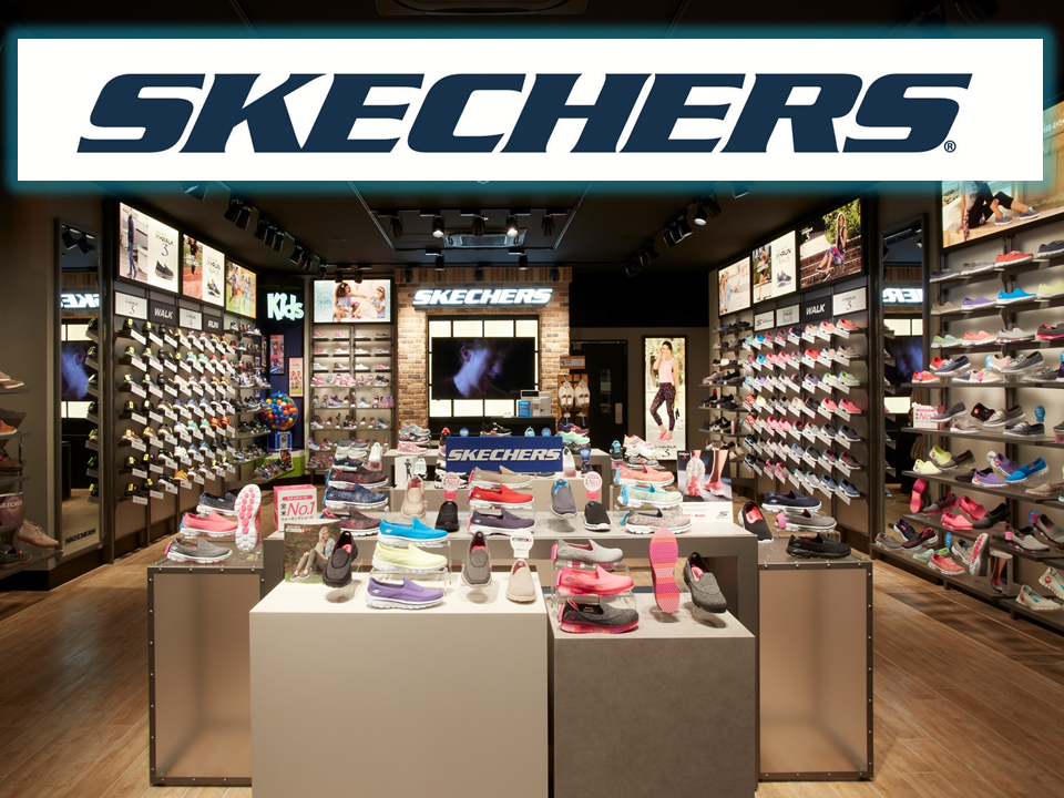 skechers retail outlets