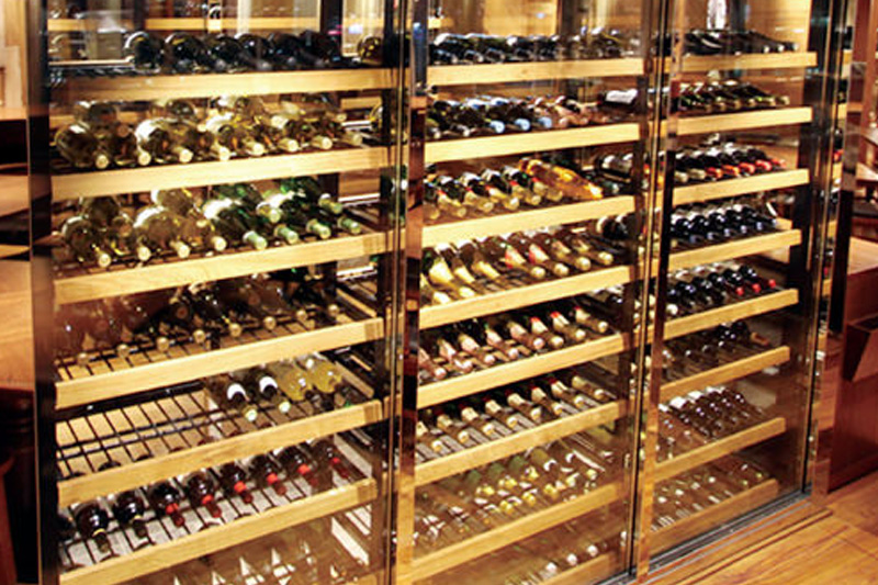 Delicious wine from all around the world including Italy, France, America (California) and more!