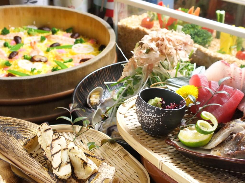 Nogyo koko restaurant sannomiya branch sannomiya for Aura world fusion cuisine