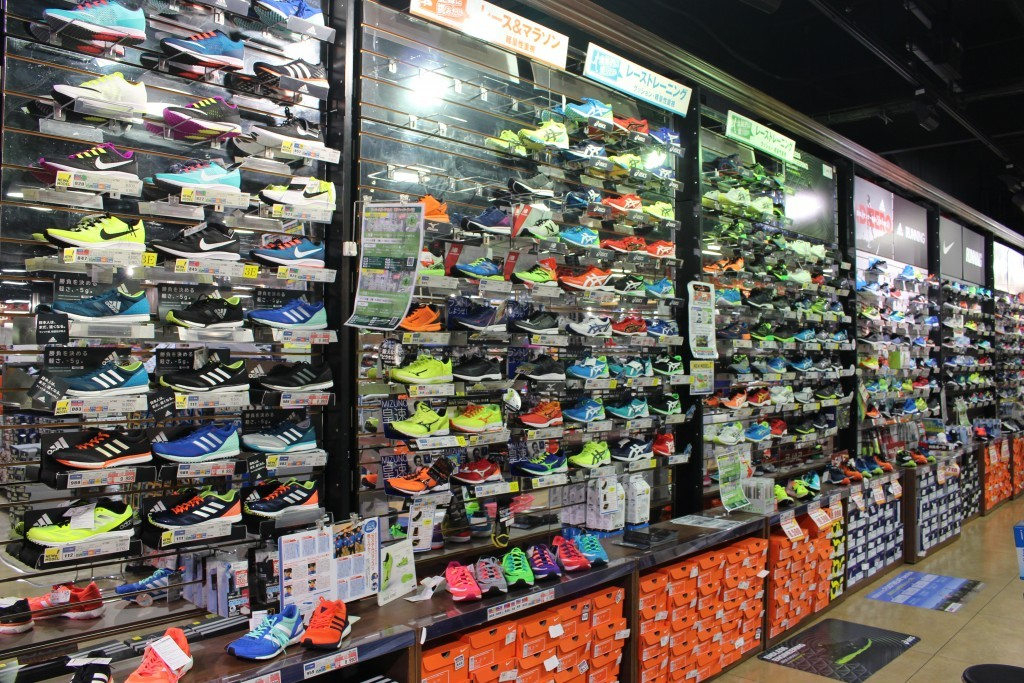 At our shoe section, you can find your preferred shoe type such as casual shoes, jogging shoes, and athletic shoes.