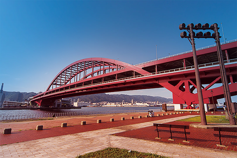 KOBE OHASHI BRIDGE